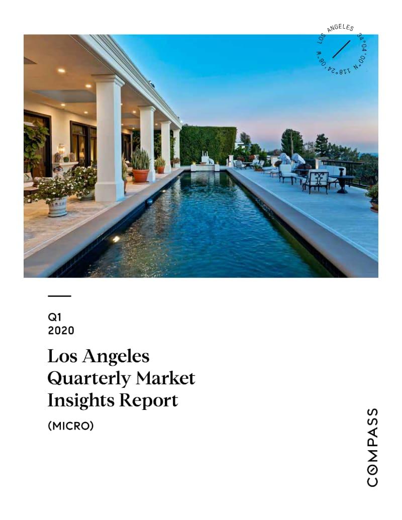 Q1 2020 LA Micro Market Insights image