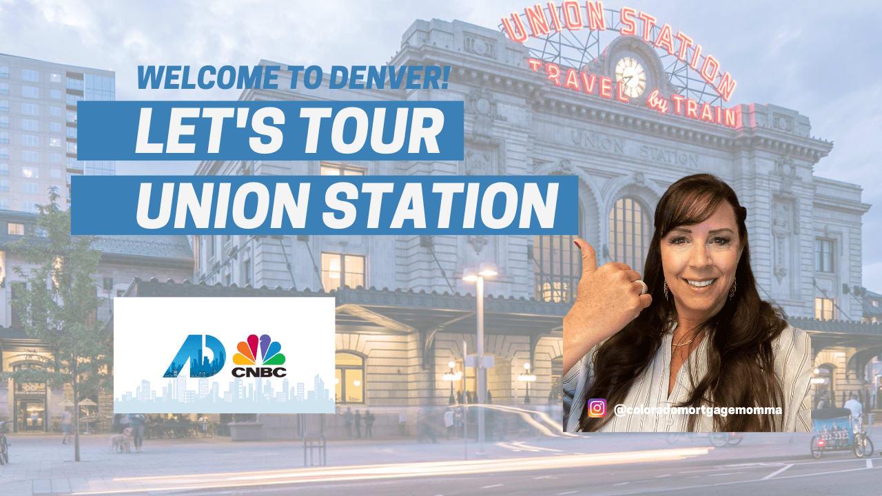S1 E4: Union Station in Downtown Denver, Colorado video preview