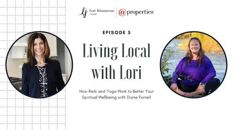 Living Local with Lori   Episode 05   Reiki and Spiritual Wellness video preview