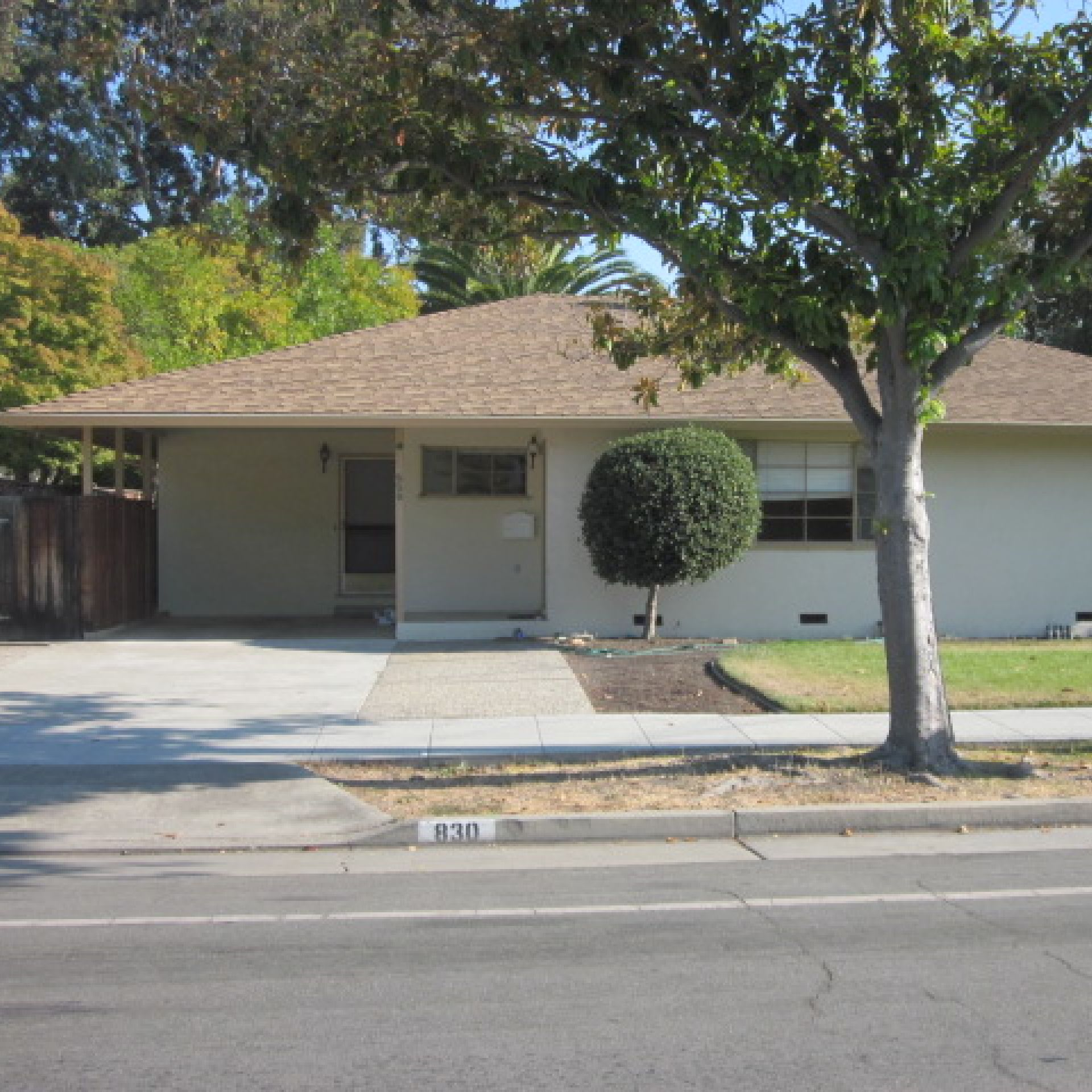 3BR/2BA house in Palo Alto