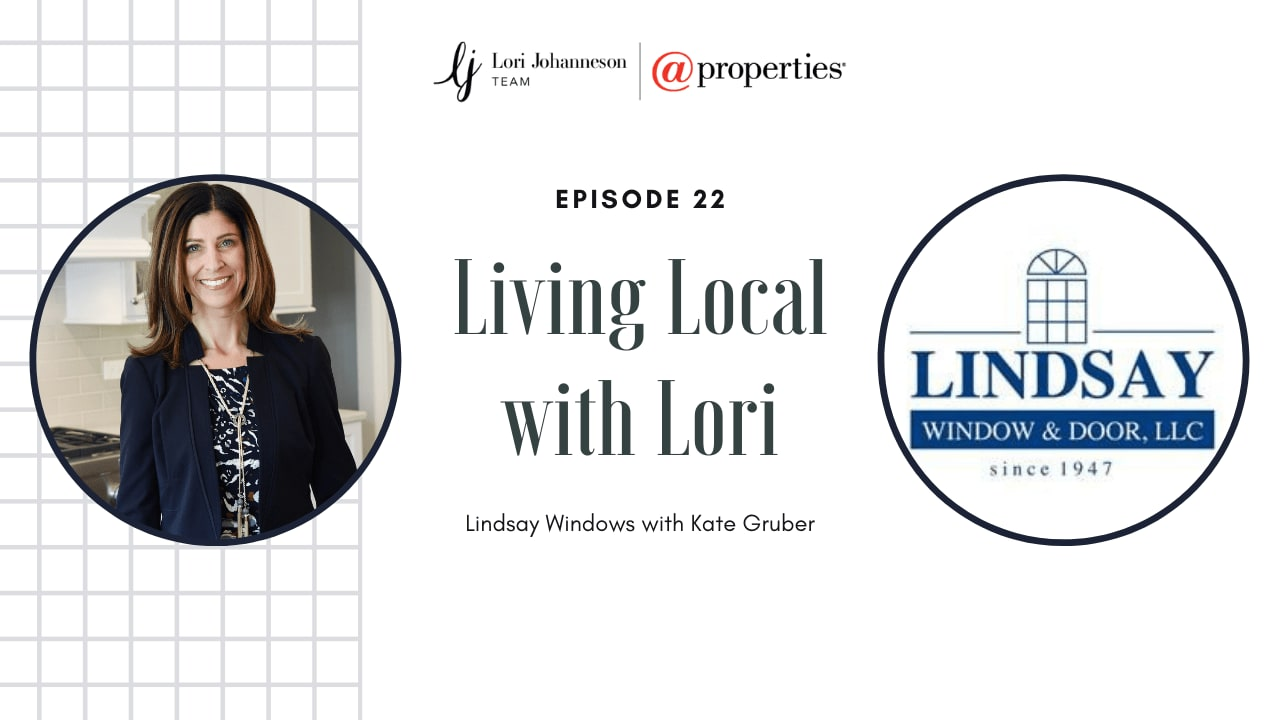 Living Local with Lori   Episode 22   Lindsay Windows with Kate Gruber video preview