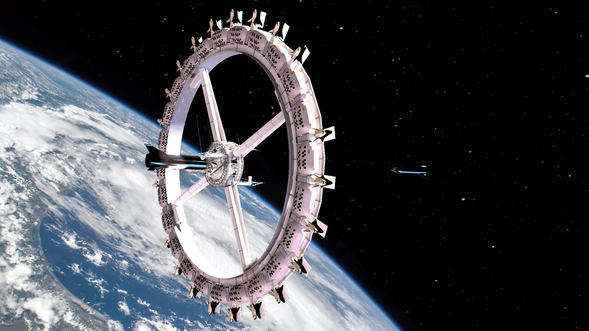 The World's First Space Hotel to Open in 2027
