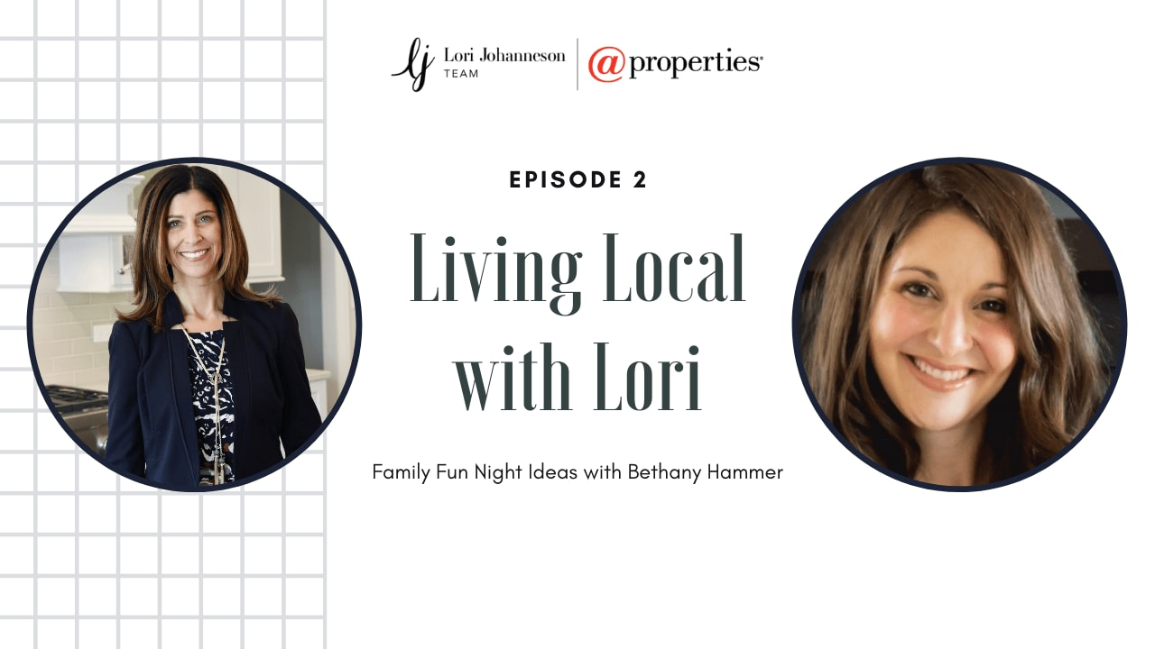 Living Local with Lori   Episode 02   Ideas for Family Fun Nights video preview