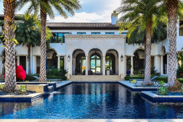 Coffee heir lists massive Miami mansion for $23M