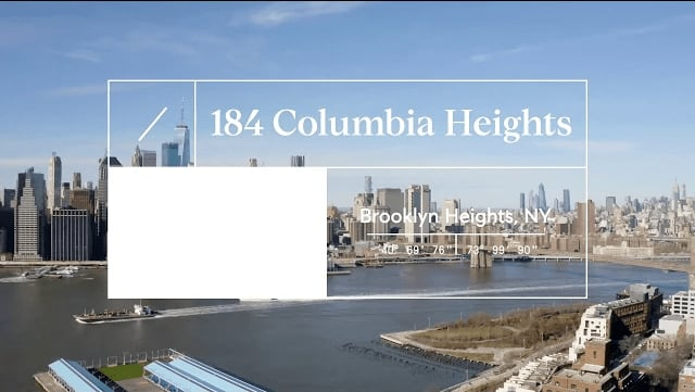 Finding Home In Brooklyn Heights video preview