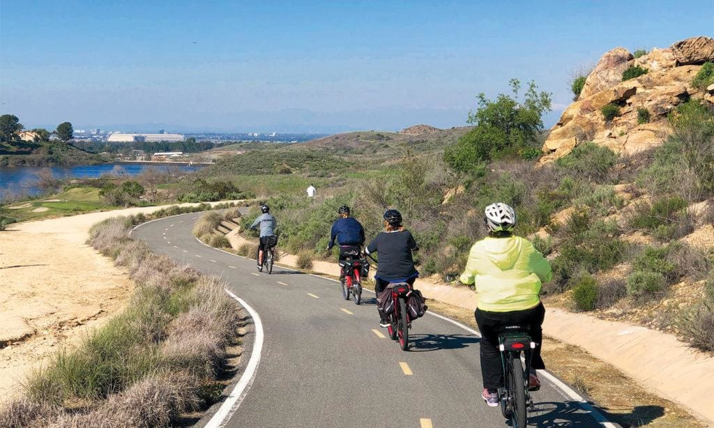 Outdoors in Irvine: Hiking, Biking, and a Few Other Activities Worth Trying