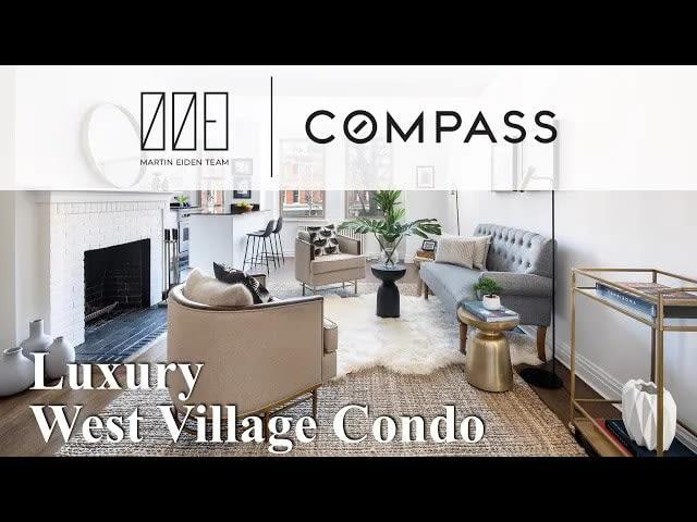 $1.8M West Village Condo video preview
