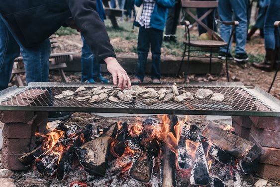 Host Your Own Oyster Roast