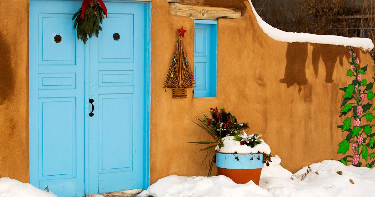 Santa Fe Holiday and Winter Photos and Videos