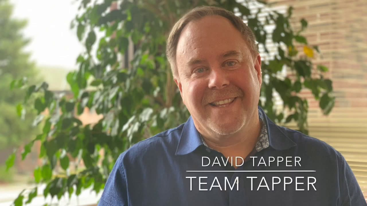 David Tapper of Team Tapper Introduction