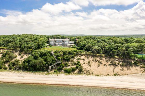 Inside a Magnificent East Hampton Compound