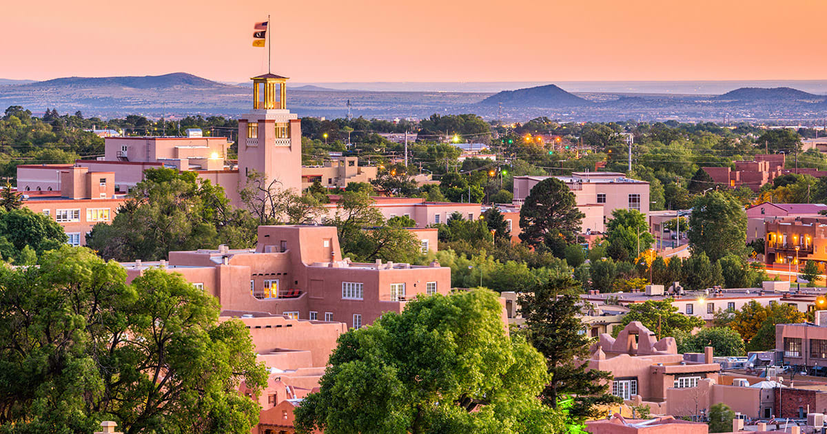 Santa Fe - A Top City in the US to Live