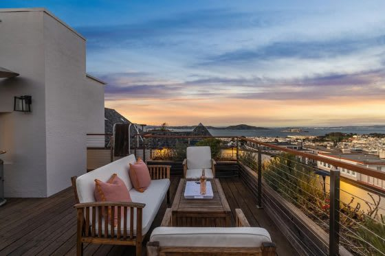 The Great Outdoors: 5 Fantastic Terraces