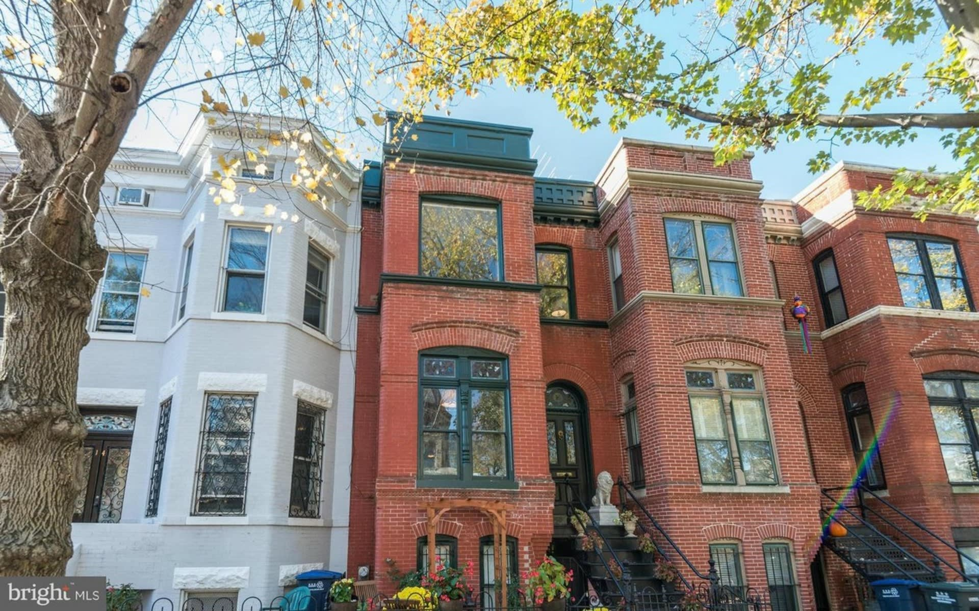 Stunning Capitol Hill Victorian Offered FOR SALE! video preview