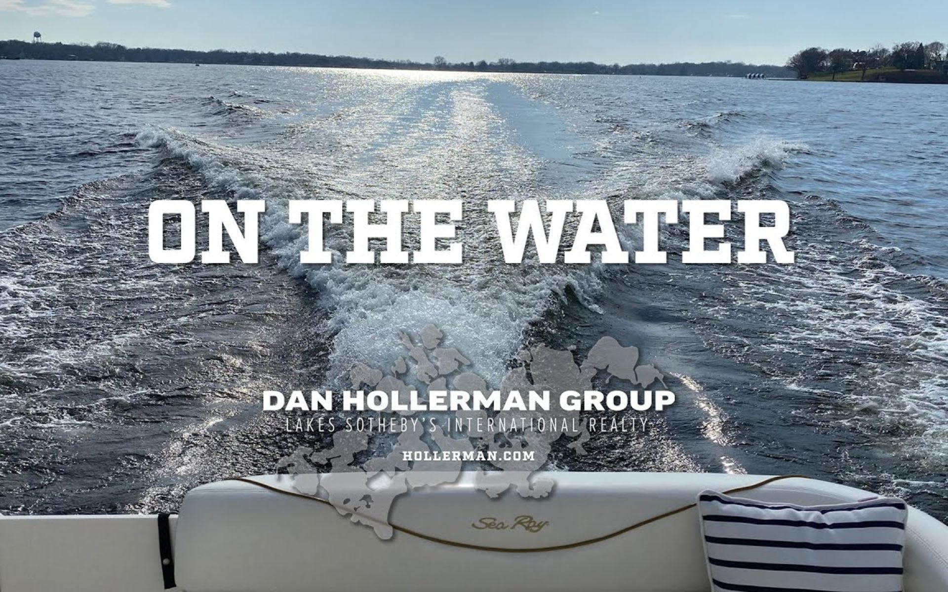 LAKE MINNETONKA ON THE WATER video preview