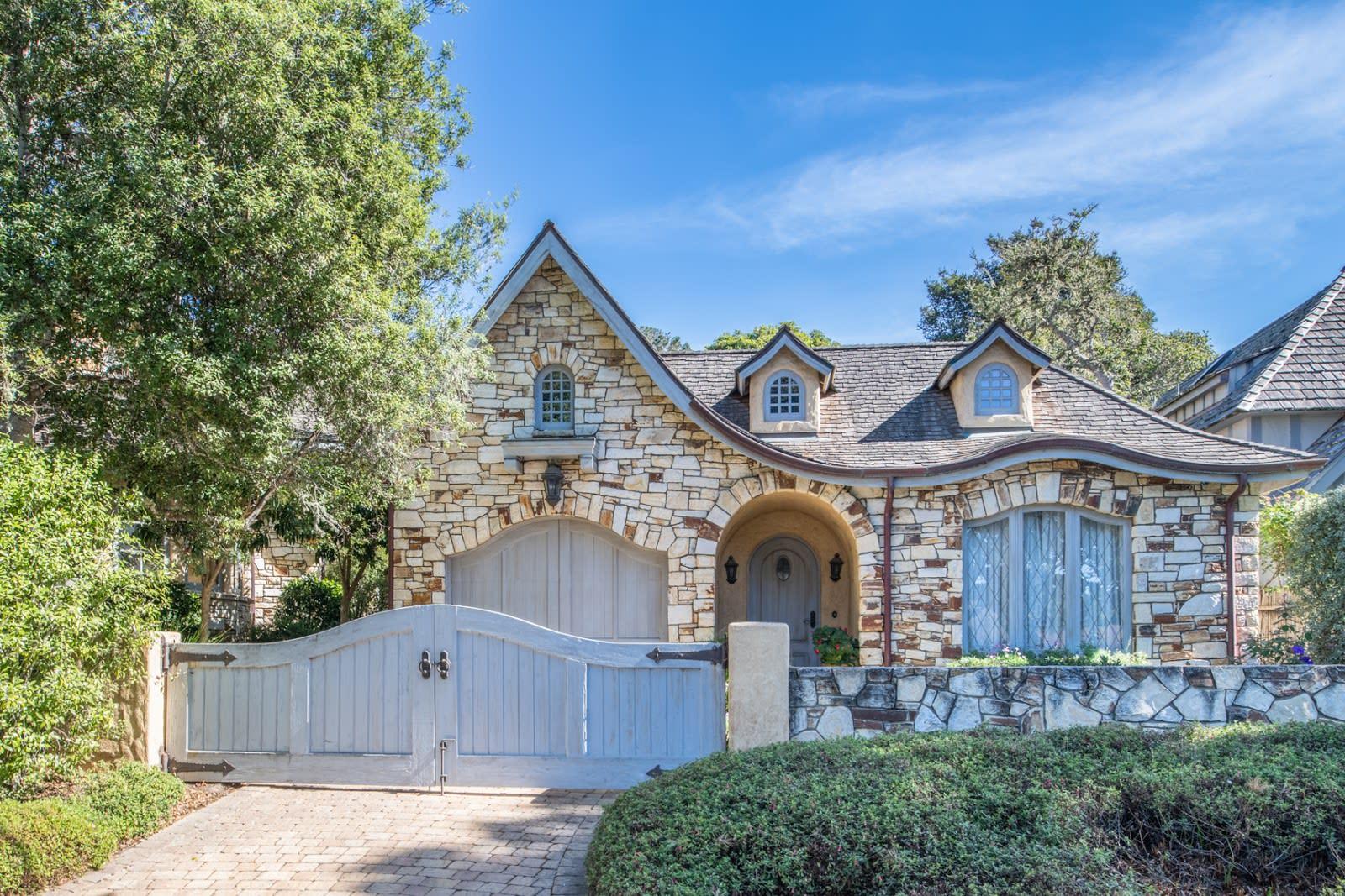 5 Whimsical Fairytale Homes in Carmel