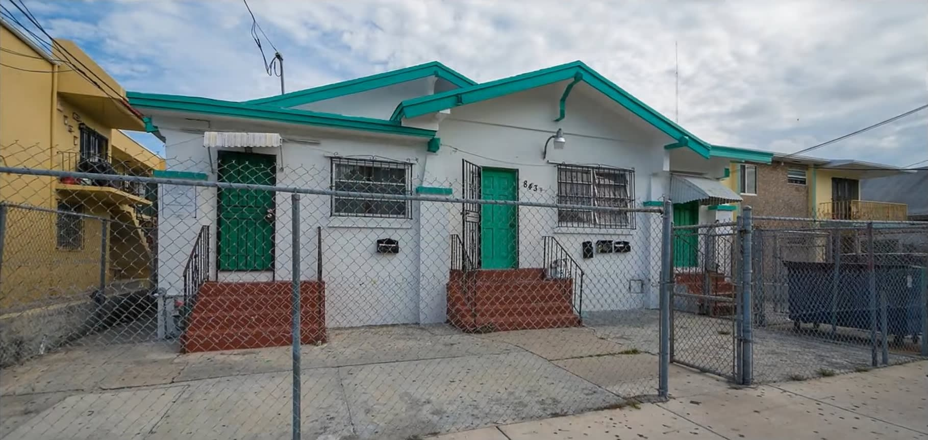 843 NW 1st St, Miami, FL 33128 video preview