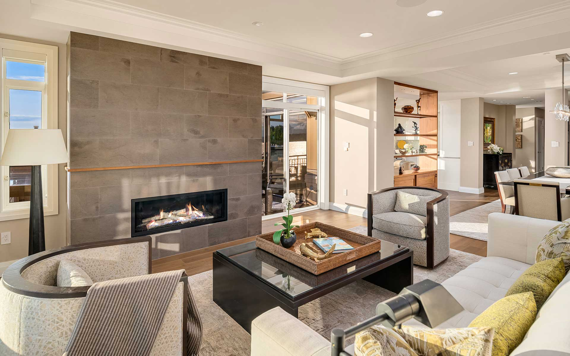Luxe Penthouse Living in the Heart of Kirkland photo
