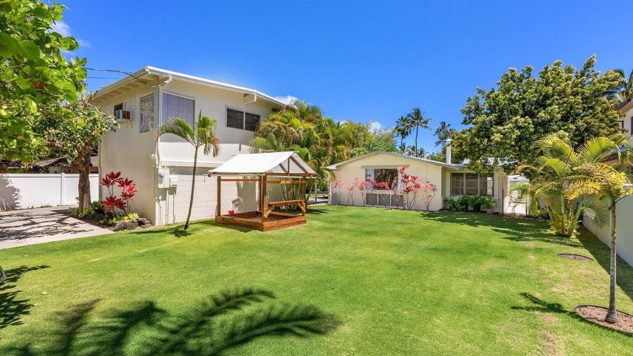 134 S. Kalaheo Avenue, Kailua, Hawaii video preview