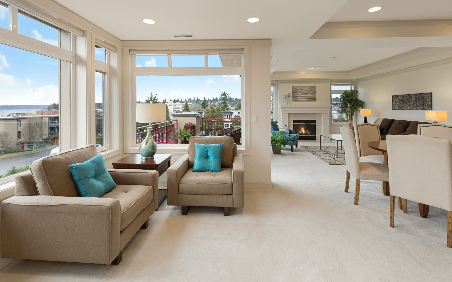 Real Estate Agencies Put the Spotlight on Staging