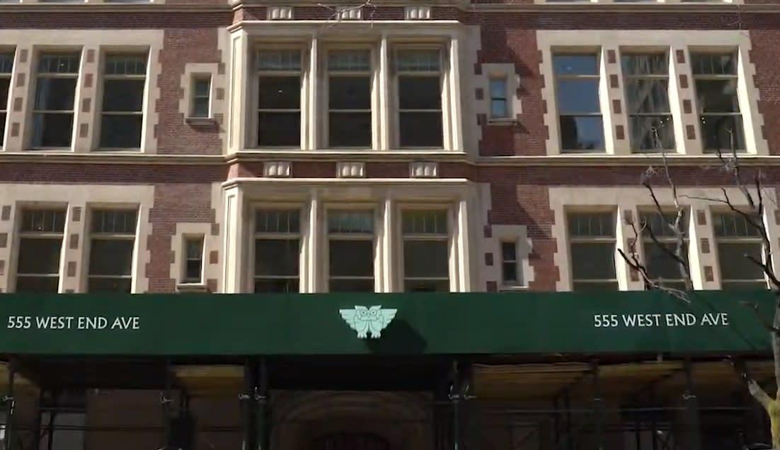 MEIER Property Tours: Upper West Side's 555 W. End Ave. Condominium