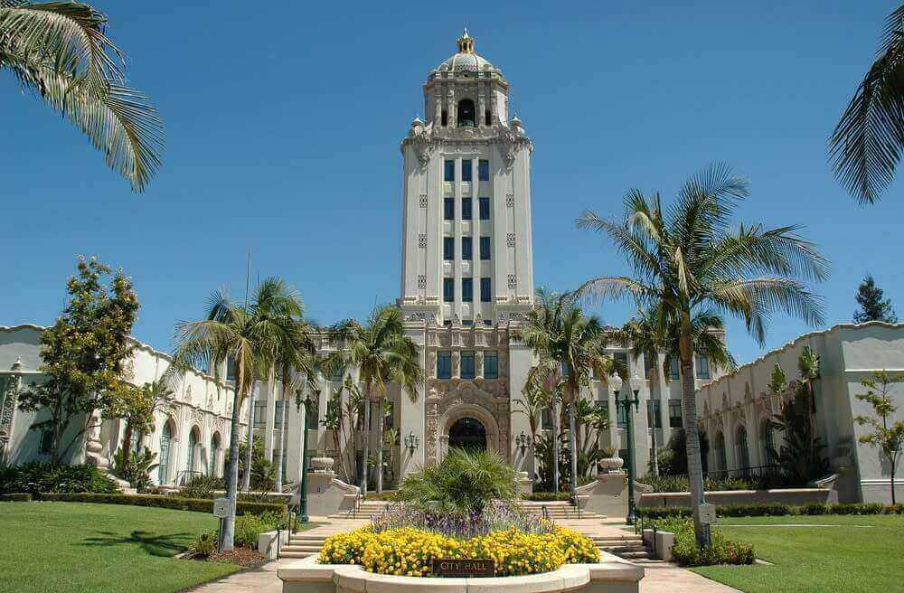 Famous Beverly Hills Landmarks on Film