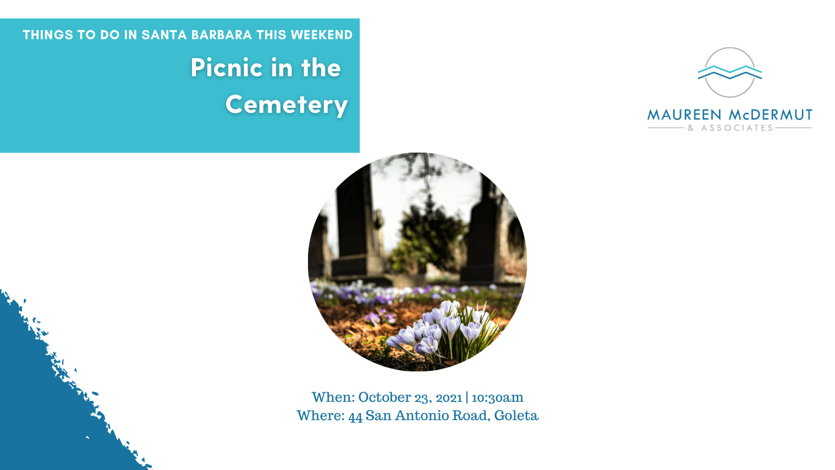 Picnic in the Cemetery image