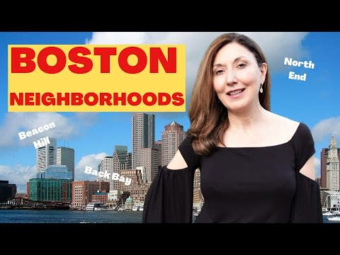 Boston Neighborhoods & Home Prices video preview