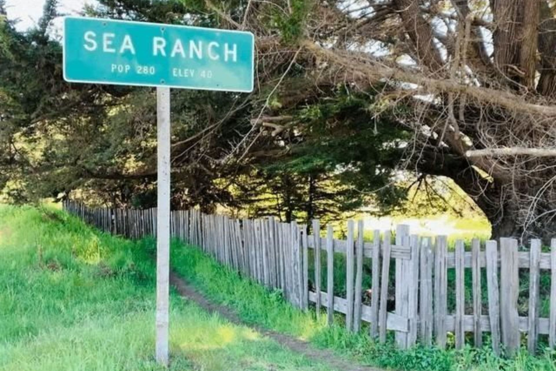 5 Facts About The Sea Ranch