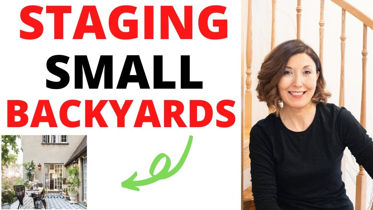 Staging Small Outdoor Spaces video preview