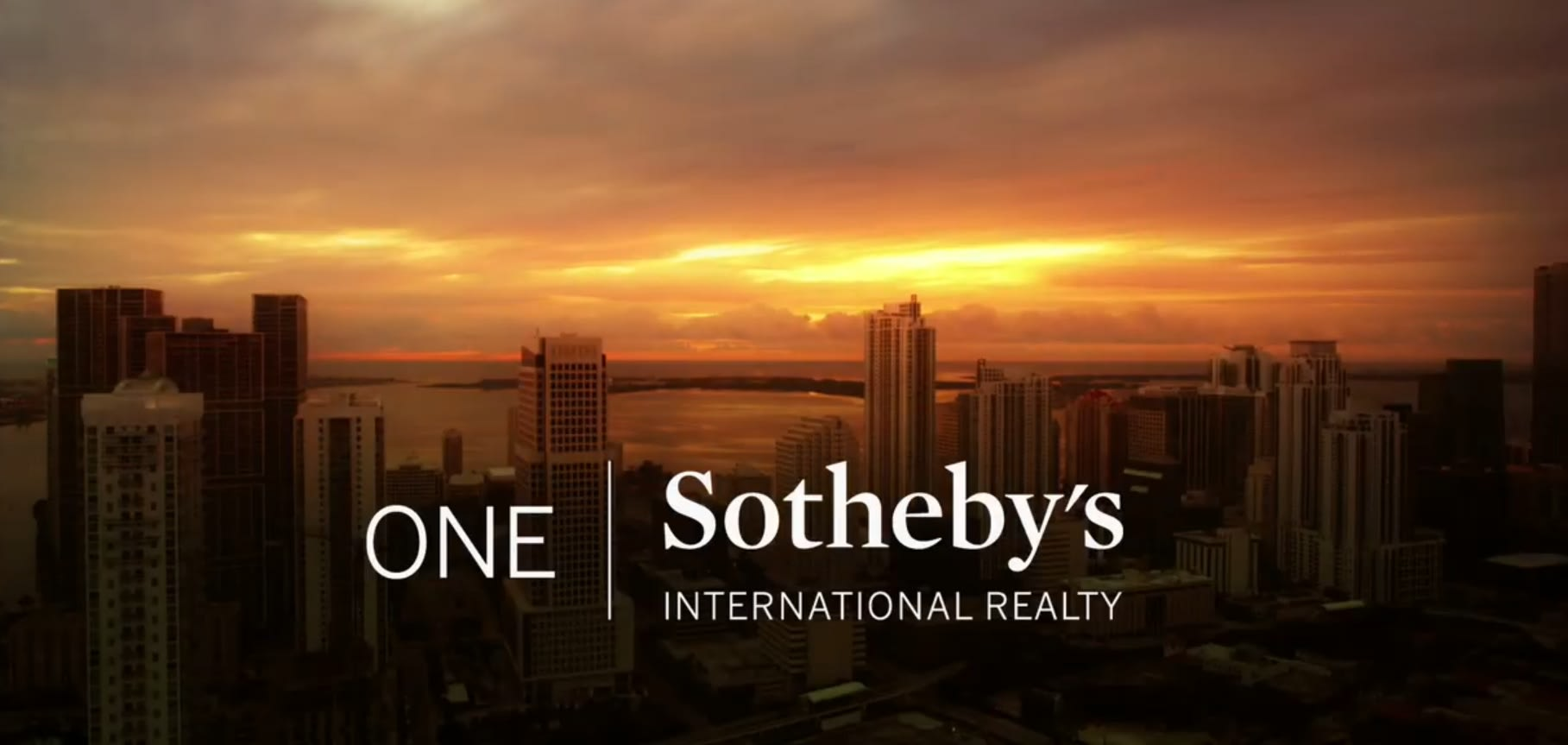 ONE Sotheby's International Realty South Florida Spotlight Video video preview