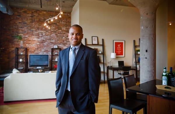 Real estate star rising: Austin Black of City Living Detroit