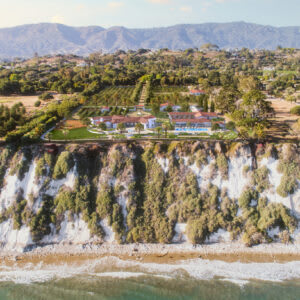 Inside Santa Barbara's New 13-Acre $33.95 Million Oceanfront Compound