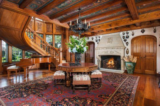 Inside Tommy Hilfiger's Grand Greenwich Getaway