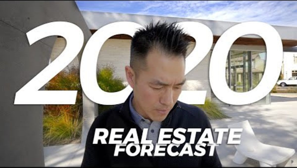 2020 REAL ESTATE FORECAST video preview