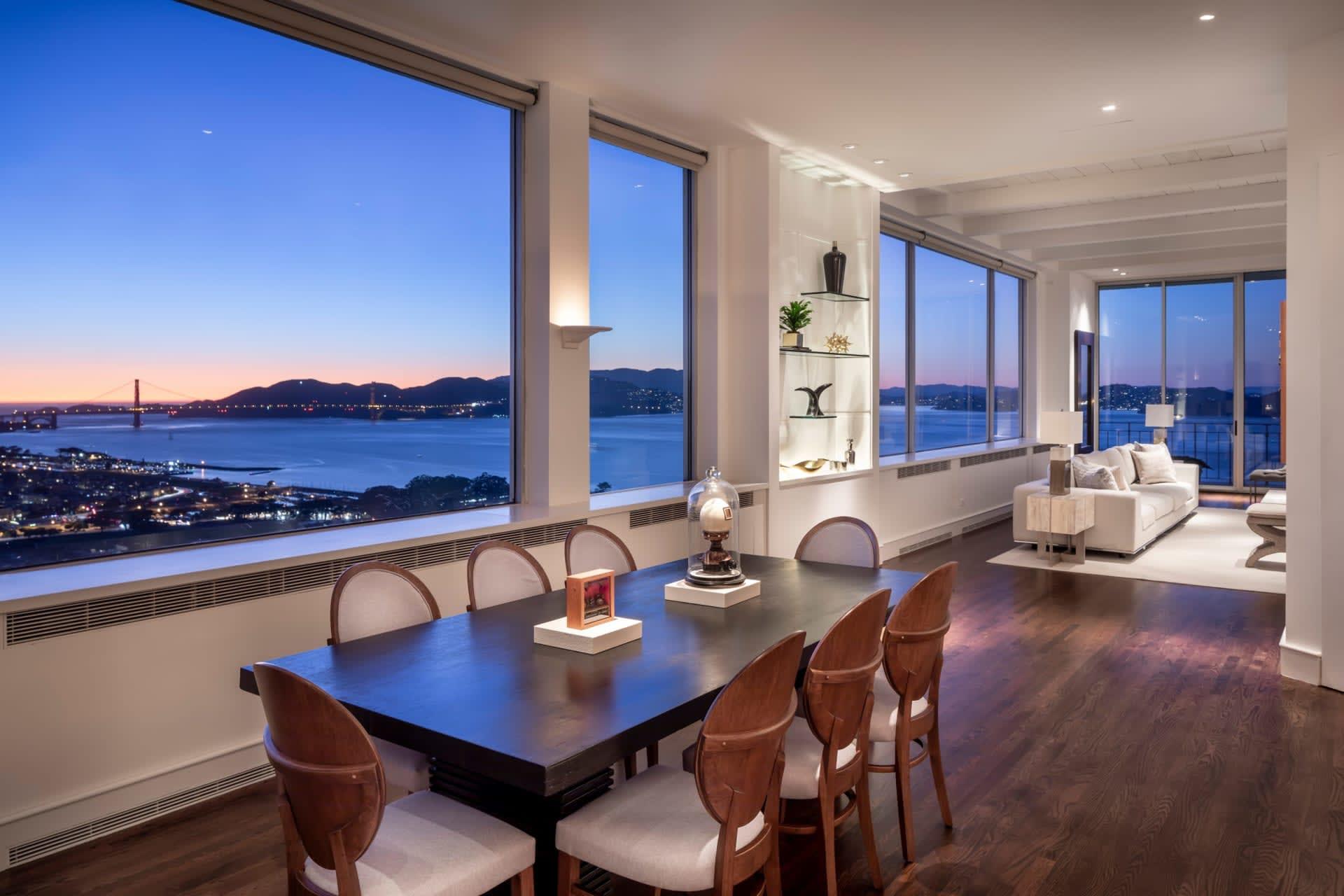 1080 Chestnut Penthouse | $19,000,000