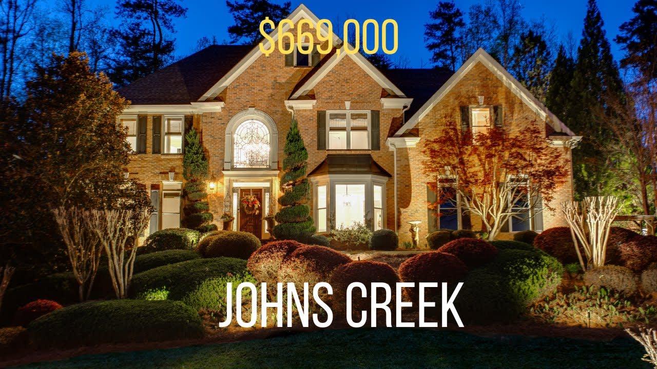 Custom Renovated Estate in Johns Creek video preview