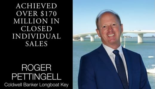Sarasota Real Estate Agent Roger Pettingell Offers Expert Advice to Luxury Home Sellers