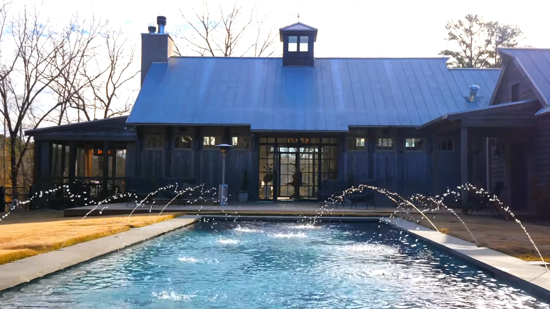 Modern Farmhouse Masterpiece in Chattahoochee Hills, GA video preview