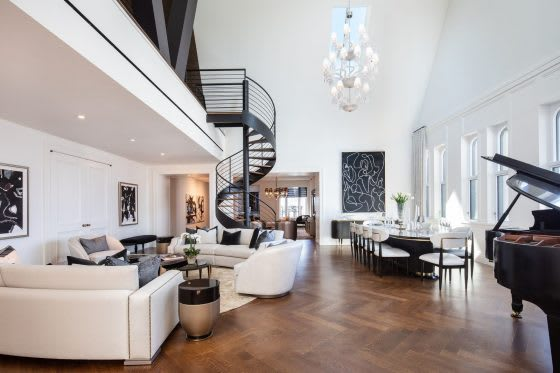 7 Staircases That Go Above and Beyond