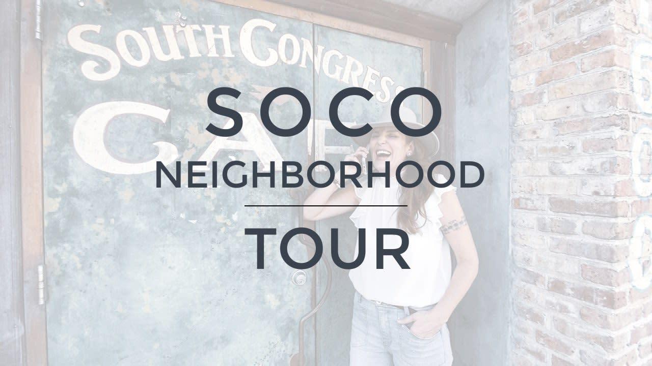 South Congress Avenue - Neighborhood Tour video preview
