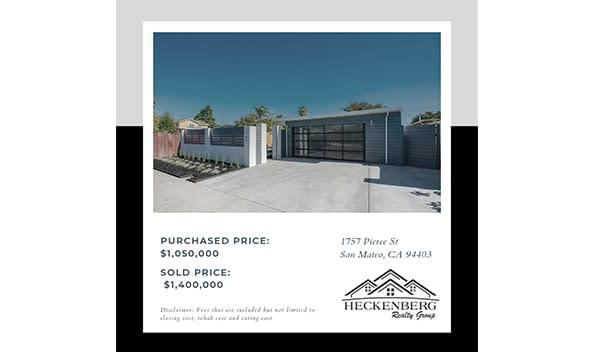1757 Pierce St San Mateo, CA 94403 image