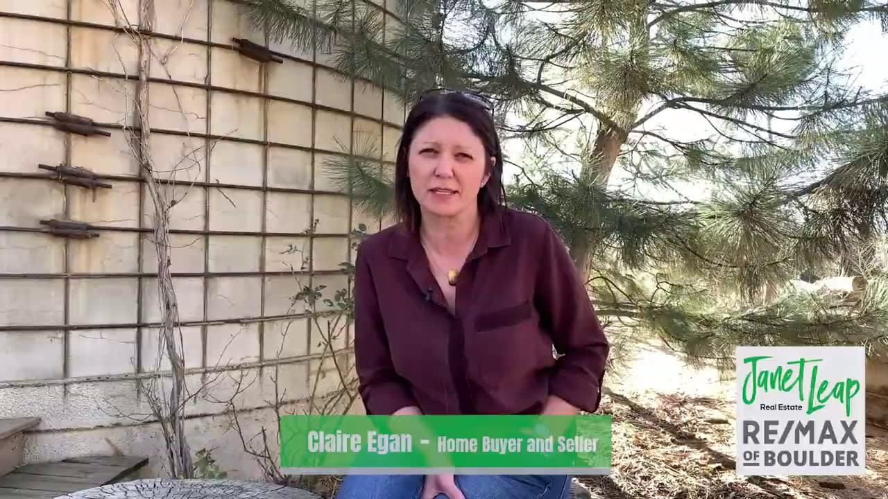 Janet Leap Testimonials: Claire Egan video preview