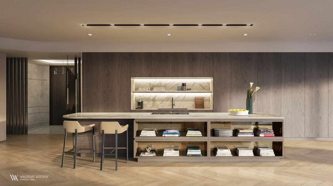 Waldorf Astoria® Residences Miami