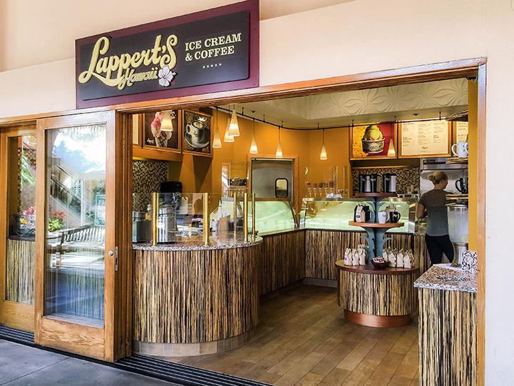 Start Your Day Right at Lappert's Hawaii Ice Cream and Coffee