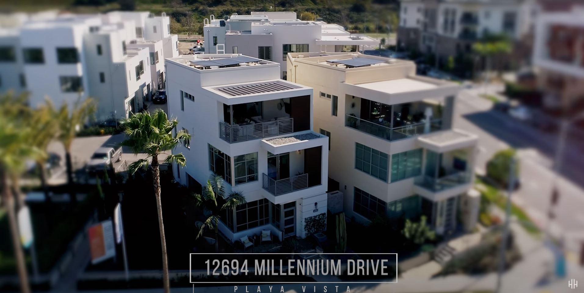 12694 Millennium Drive | Playa Vista video preview