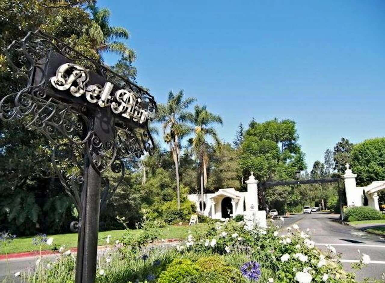 The History of Bel Air