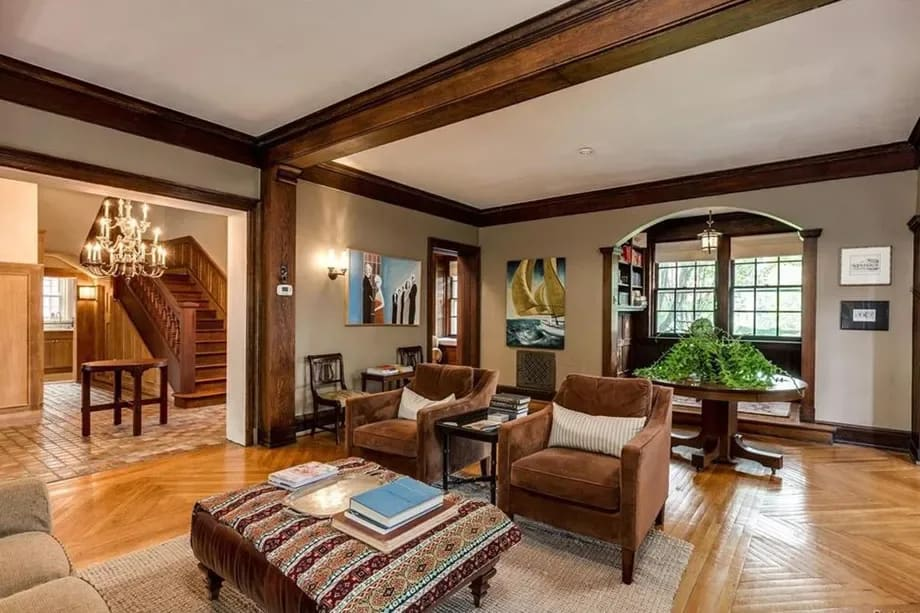 Absolutely Gorgeous Indian Village Mansion Sells for $662k