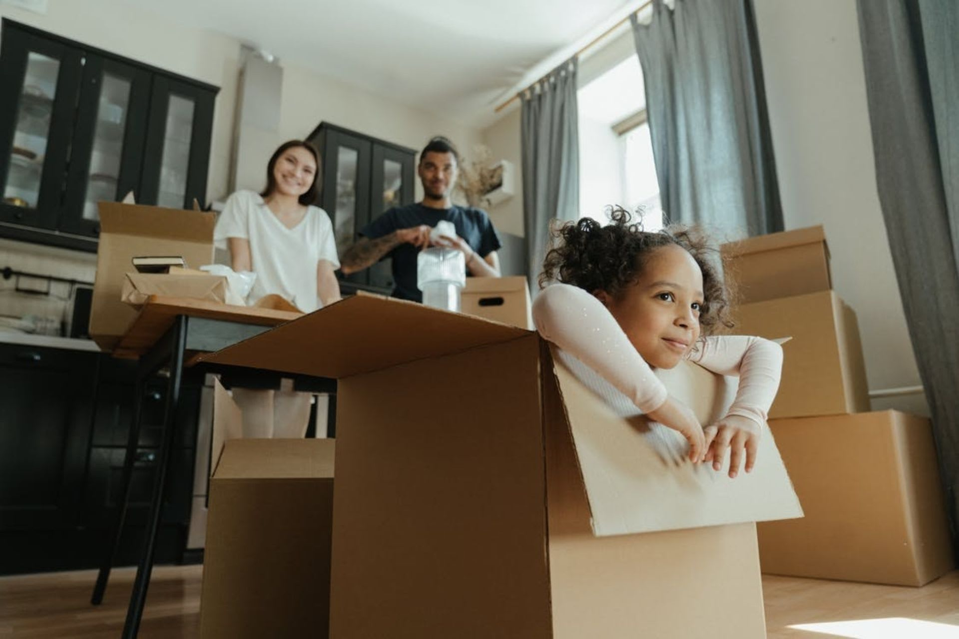How to Make a Cross-Country Move with Children