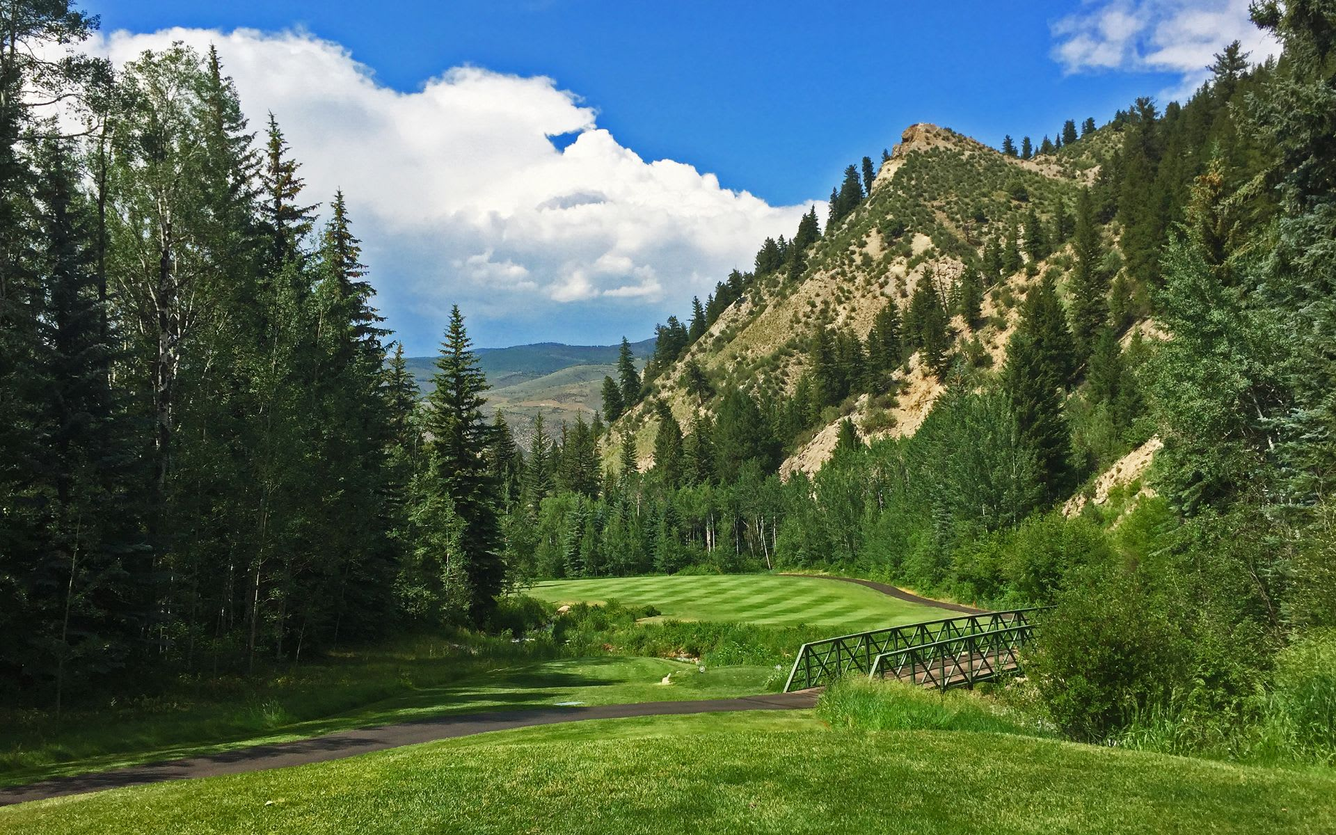 Vail Golf Course image